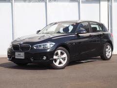 BMW118i スポーツ 弊社デモカー パーキングサポート