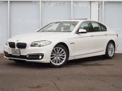 BMW523d ラグジュアリー 弊社デモカー ソフトクローズ付