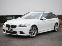 BMW523iツーリング Mスポーツ サンルーフ ワンオーナー