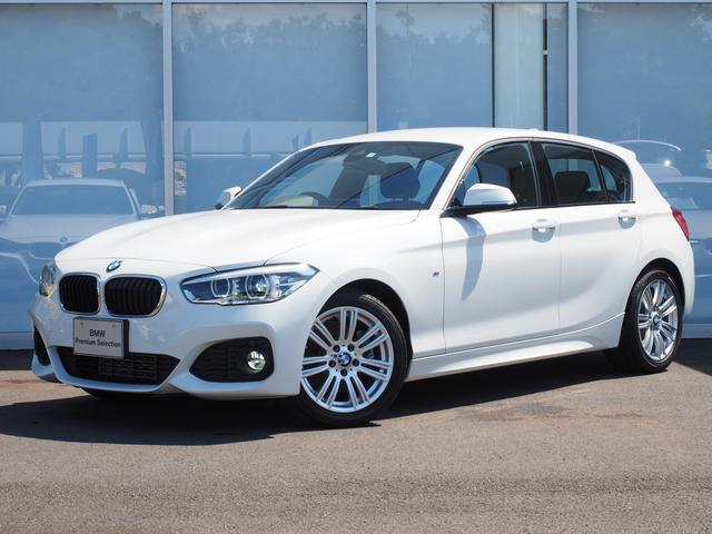 BMW 1シリーズ 118i Mスポーツ LED バックカメラ 衝...