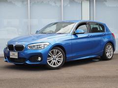 BMW118i Mスポーツ  弊社デモカー 禁煙車 ワンオーナー