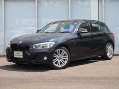 BMW118i Mスポーツ弊社デモカーLEDクルーズコントロール