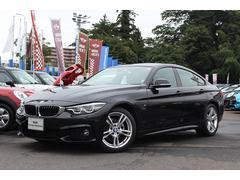 BMW420iグランクーぺ Mスポーツ弊社デモカーLED安全装備