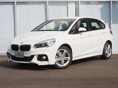 BMW218dアクティブツアラー Mスポーツ弊社デモカーLED