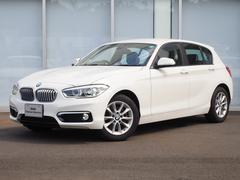 BMW118d スタイル バックカメラ 衝突警告 ハーフレザー