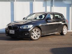 BMW118d Mスポーツ弊社デモカークルーズコントロールLED
