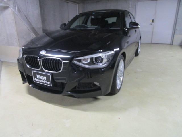 BMW 1シリーズ 116i Mスポーツ (車検整備付)