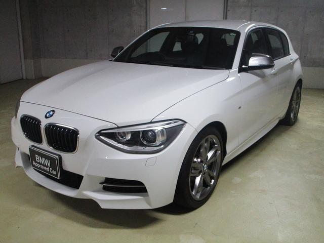 BMW 1シリーズ M135iパーキングSP1オーナー当社メンテナ...