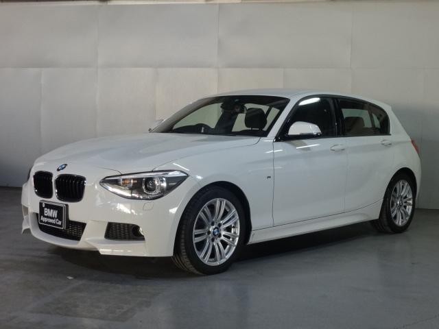 BMW 1シリーズ 116i Mスポーツ HDDナビ・カメラ・セン...