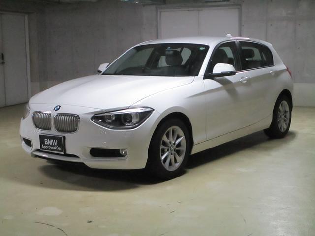 BMW 1シリーズ 116i スタイル (車検整備付)