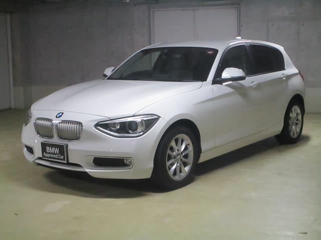 BMW 1シリーズ 116i スタイル 純正HDDナビ・ETC (...