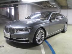 BMW740iデザインピュア レーザーライト ベージュレザー