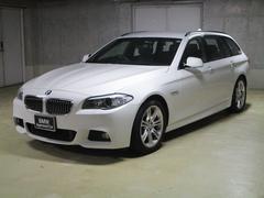 BMW523iツーリング Mスポーツレザーシート