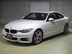 BMW428iクーペ Mスポーツレザーシート