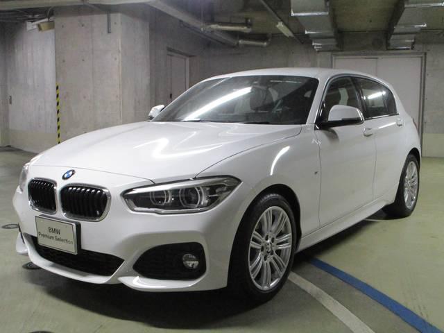 BMW 1シリーズ 118d Mスポーツ デモ車・コンフォート・カ...
