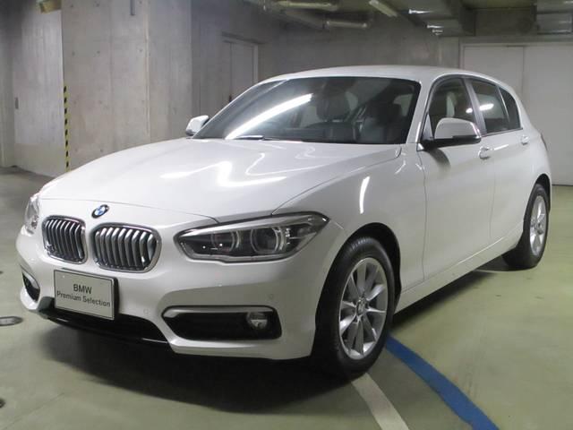 BMW 1シリーズ 118d スタイル アドバンスドパーキング・前...