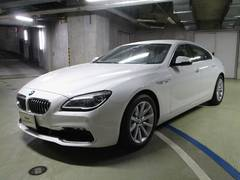 BMW640iグランクーペ デモ車・ハイライン・ナビ・ACC