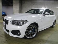 BMW118d Mスポーツファストトラック18AWMブレーキMサス