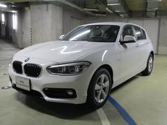 BMW118d スポーツパーキングサポート