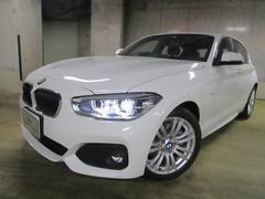 BMW118i Mスポーツパーキング後期ナビ新車保証