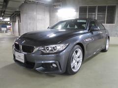 BMW420iグランクーペ Mスポーツデモ車・ACC・ナビ・カメラ