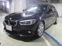 BMW120i Mスポーツ デモ車・ナビ・カメラ・前後PDC