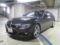 BMW318i Mスポーツ デモ車・新型ナビ・カメラ・衝突軽減
