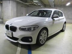 BMW118i Mスポーツ バックカメラ