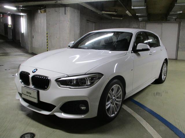 BMW 118d Mスポーツ ナビ・カメラ・PDC・LEDフォグ