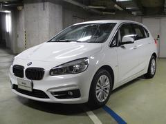 BMW218dラグジュアリー・コンフォート・ナビ・カメラ・茶革