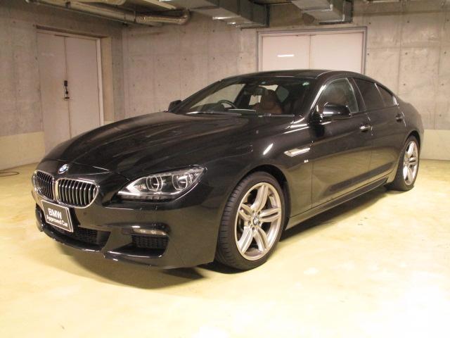 BMW 640iグランクーペ Mスポーツ ナビ・カメラ・サンルーフ