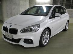 BMW218dMスポーツ・黒革・サンルーフ・セレクト・コンフォート