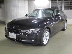 BMW320iスポーツ・社有車・ACC・レザー・ナビ・ACC