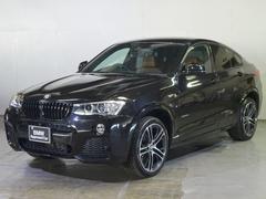 BMW X4xDrive 28i Mスポーツ 20インチAW 茶革