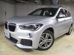 BMW X1sDrive 18i Mスポーツ ナビ・カメラ・センサー