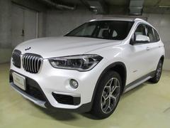 BMW X1xDrive 20i xライン ナビ・カメラ・センサー