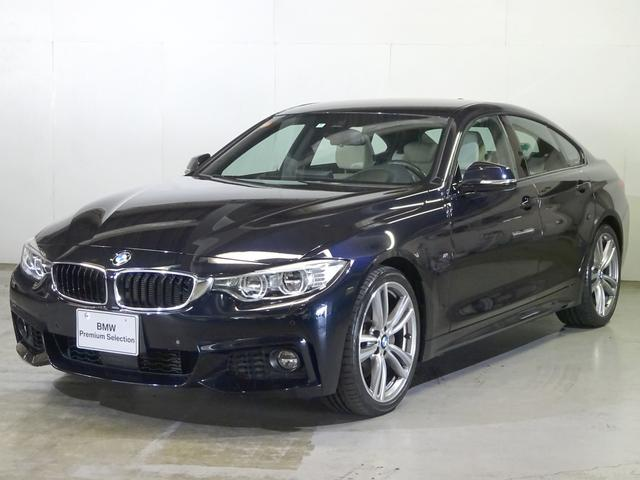 BMW 435iグランクーペ Mスポーツ 左 アクティブクルーズ