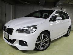 BMW218i茶革・Mスポーツ・新型ナビ・コンフォート・カメラ