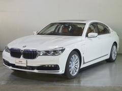 BMW740eアイパフォーマンス プラスPKG・19インチ