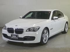 BMW740iMスポーツ・ACC・LED・黒革・全周囲カメラ