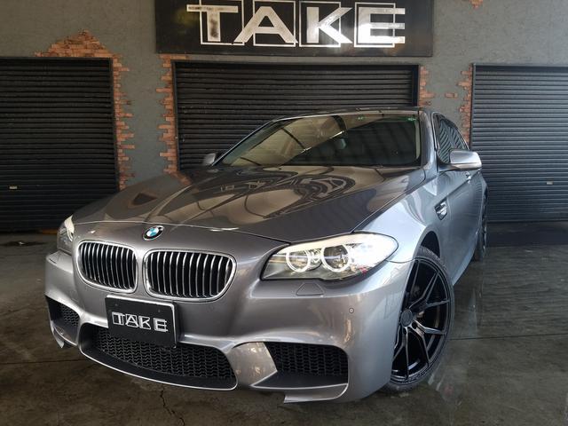 BMW 5シリーズ 523i M5バージョン 左右M5タイプ4テー...