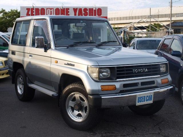 トヨタ LX 3.0ディーゼルT 4WD 5速マニュアル