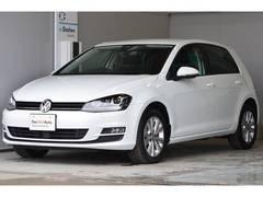 VW ゴルフTSIコンフォートライン ナビ 登録済未使用車 新車保証継承