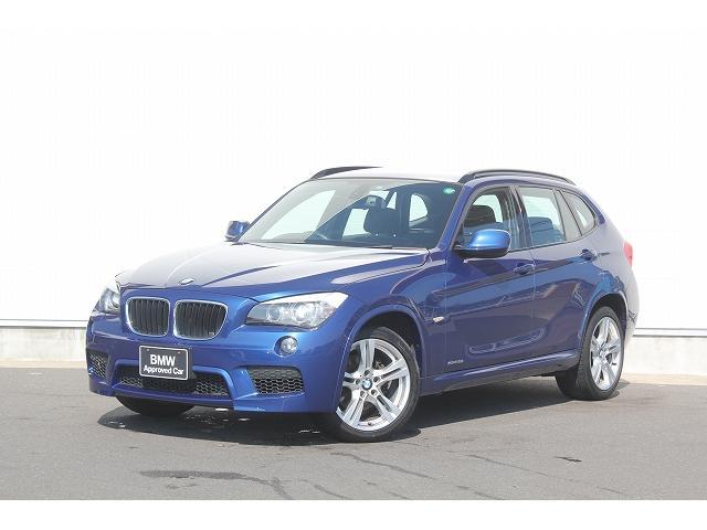 BMW X1 X1sDrive 18i Mスポーツ キセノン ワン...