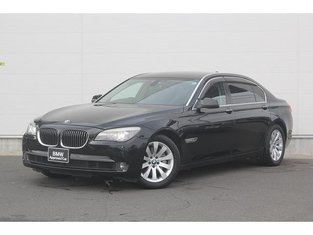 BMW 7シリーズ 740Li 純正ナビ ソフトクローズドア Bカ...