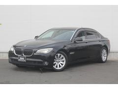 BMW740Li 認定中古車 純正ナビ ソフトクローズドア Bカメ