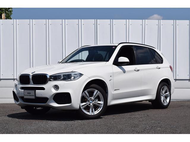 BMW xDrive 35d Mスポーツ サンルーフ ブラックレザー