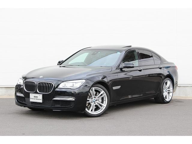 BMW 7シリーズ AH7 Mスポーツ認定中古車 サンルーフ LE...