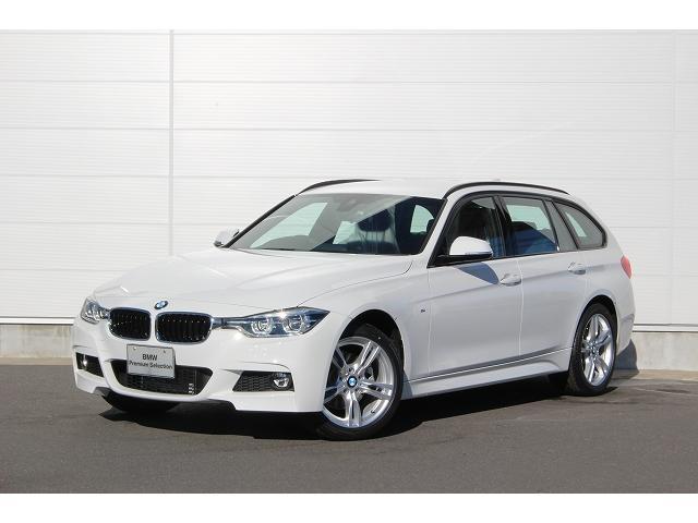 BMW 3シリーズ 318iツーリング Mスポーツ 純正ナビ LE...