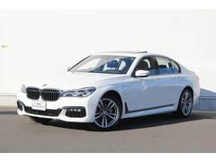 BMW740e iパフォーマンス Mスポーツ ACC 純正ナビ
